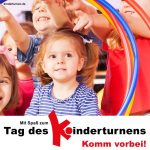 Samstag ist Tag des Kinderturnens in Gauangelloch