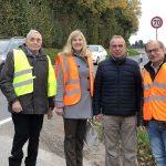 L600 zwischen Lingental und Gaiberger Kreisel - Bankette sollen verstärkt werden