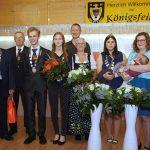 Schützenverein St.Ilgen proklamiert neue Hoheiten - Regine Pauls wurde Ehrenmitglied