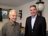Dr. Jerzy Michna zum 90. Geburtstag