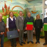 Lions Club spendete Musikschule Leimen 1.000 € - Sprach-Klang-Boxen auf der Wunschliste