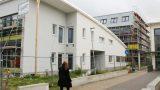 Letzte Bauarbeiten an Ludwig-Uhland-Haus – Neubau des Kinderhauses für 4Kindergartengruppen