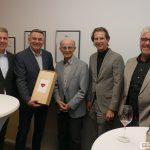 Leimen aktiv Mitglieder trafen MdB Olav Gutting und OB Hans Reinwald