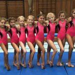 KuSG Turnen: Vorrunden Zweiter für die Schülerinnen A (P5)- Mannschaft