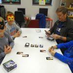 Spaß in jeder Runde - Spielenachmittag mit über 60 Teilnehmern in der Stadtbücherei