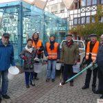 CDU Leimen setzt Zeichen gegen die Kippenflut im öffentlichen Raum