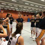 Basketball Wildbees Sandhausen: Oberliga-Damen: Heimsieg gegen Lörrach