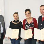 Blutspender geehrt – Bettina Schneider schon zum 25. Mal – Stadt ruft zur Spende auf