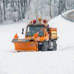 Winterdienst: 7000 Tonnen Salz und 150000 Liter Sole für 844 Kilometer Straßen
