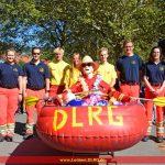 DLRG-Jugend beim Leimener Kerweumzug