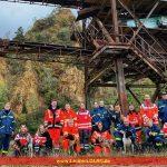 Gemeinsame Rettungshundeübung von DLRG, DRK, THW und BRH