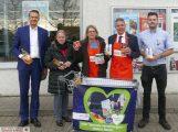Beim ALDI-Einkauf auch an die Tafel denken – Sammelwagen für Spenden steht bereit