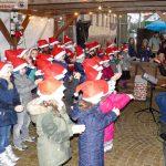 Weihnachtsmarkt in St.Ilgen: </br>Gute Stimmung bei schlechtem Wetter