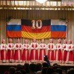 Deutsch-Russischen Gesellschaft feierte Generationenfest und 10. Gründungsjubiläum