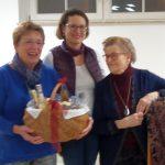 MGV-Gratulation an Veronika Sauerzapf zum 90. Geburtstag