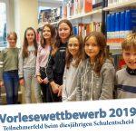 Vorlesewettbewerb der 6. Klassen am Friedrich-Ebert-Gymnasium