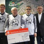Motorsportclub-Spendenaktion unterstützt Sandhäuser Sozialfonds mit 1.500 €