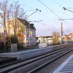 Zweite Baustufe S-Bahn - Ausbau Bahnhof St.Ilgen / Sandhausen abgeschlossen