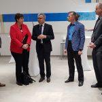Regierungspräsidentin Sylvia M. Felder zu Besuch im Rhein-Neckar-Kreis