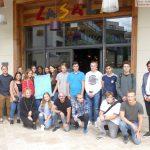 Dankende Rückschau auf Förderer des Bewegungs-Konzeptes an der Realschule Leimen