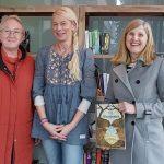 Siebtes offenes Bücherregal im kommunalen Beratungszentrum Leimen in Betrieb