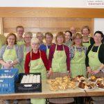 5 Jahre Nußlocher Mahlzeit - Zum Jubiläum war der Gemeindesaal wieder voll