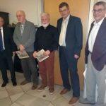 Neujahrsempfang der TG 1889 Sandhausen mit Ehrung langjähriger Mitglieder