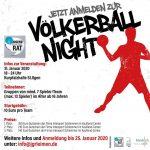 """Völkerballturnier des Jugendgemeinderats der Stadt Leimen – Team """"Gemeinderat"""" ist dabei"""