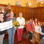 Leimener Landfrauen spendeten 300 € für den Sozialverein Auf Augenhöhe