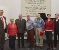 Neujahrsempfang der SPD Sandhausen mit Ehrung langjähriger Mitglieder