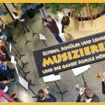 Harmonischer Zusammenklang von Schülern, Lehrern und Eltern am FEG