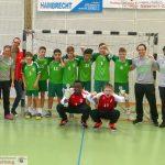 Jugend-Handball: KuSG Leimen gewinnt den 1. Sport Hambrecht Cup