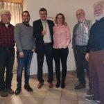 TG Sandhausen Neujahrsempfang: 50 Jahre und kein bißchen leise