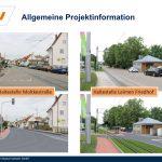 Römerstraße von Kurpfalz-Centrum bis Friedhof - 15 Mio. € Großbaustelle beginnt im Frühjahr