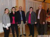 Winterfeier der SPD Leimen – Lisa-Marie Werner jüngstes Gemeinderatsmitglied