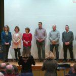Neujahrsempfang der Gemeinde Nußloch mit Ehrungen verdienter Bürger