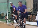 Leimener Radballer bauten Führung aus
