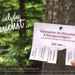 """""""Soviel du brauchst…"""" – Klimafasten-Aktion der ev. Kirchengemeinde"""