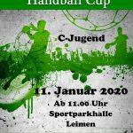 Samstag im Sportpark: 1. Sport Hambrecht Handball-Cup in Leimen
