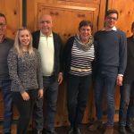 Neuwahlen bei der FDP Leimen – Vorstand wurde jünger und weiblicher