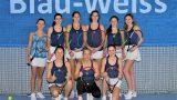 Damen 2 des Tennis-Club Blau-Weiß Leimen auf Erfolgskurs Richtung Badenliga