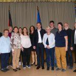 """Partnerschaftskomitee bereit für das Jubiläum """"50 Jahre Partnerschaft St. Ilgen - Tigy"""""""