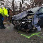 Verkehrsunfall auf der L 598 in Sandhausen mit vier verletzten Personen – Hoher Schaden