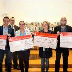 Nußloch: VNS und sHNS übergeben Spenden der Spendenpool Aktion 2019