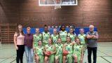 Basketball-Derby der weiblichen U16 Leimen vs Sandhausen