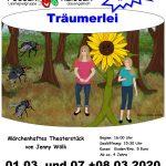 """Laienspielgruppe """"Die Possenreißer – KifüKi"""" präsentiert: """"Träumerlei"""""""