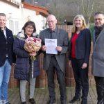 Stabwechsel im Leimener Ordnungsamt – </br>Frank Kucs folgt Walter Stamm