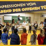Abend der offenen Tür am Fr.-Ebert-Gymnasium – Anmeldungen am 11./12. März