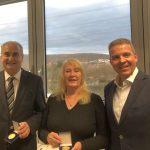Leimens Bürgermedaille in Gold für Usha Gönnawein und Günther Luitz