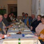Heringsessen der Leimenen CDU im Traditionsgasthaus Krone